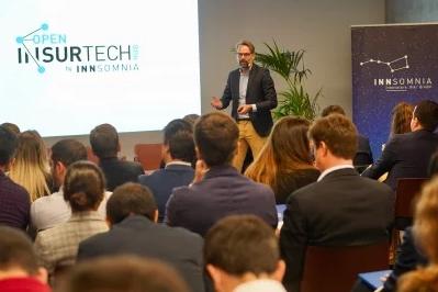 Innsomnia reúne a las grandes aseguradoras con programas de innovación en abierto